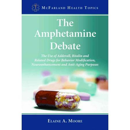 The Amphetamine Debate