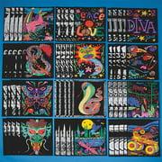 """Velvet Art Posters 16"""" x 20"""", Pack of 60"""