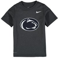 Penn State Nittany Lions Nike Youth Logo Legend Performance T-Shirt - Anthracite