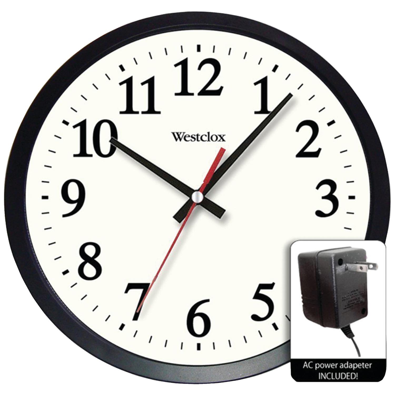 office clock wall. Wall Clock For Office. Westclox 32189a 14\\ Office O