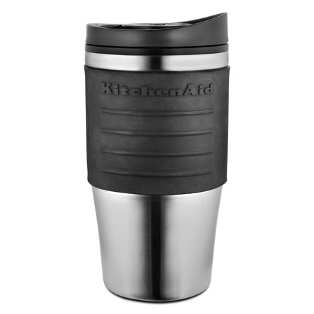 KitchenAid® Thermal Coffee Travel Mug 18 oz, Stainless -