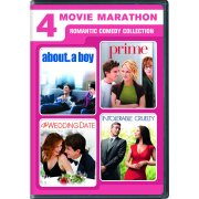 4 Movie Marathon: Romantic Comedy Collection (DVD) by UNIVERSAL HOME ENTERTAINMENT