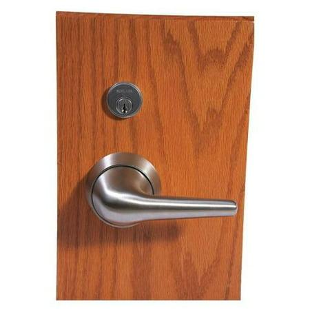 Schlage L9080p Sl1 630 Lever Lockset Mechanical Storeroom
