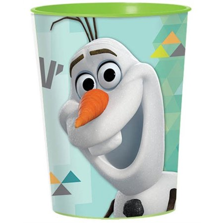 Olaf 16-oz. Plastic Party Cup, Party Supplies - Plastic Tea Cups Party Supplies