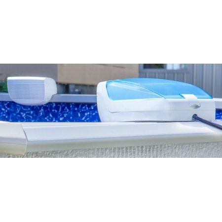 Above Ground Swimming Pool Or Spa Speaker Dock With Led