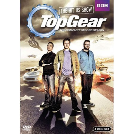 Top Gear USA: The Complete Second Season (Bbc Top Gear Magazine)