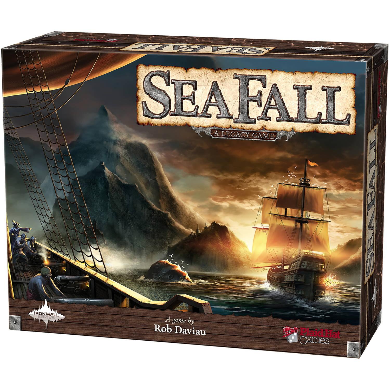 SeaFall Strategy Board Game
