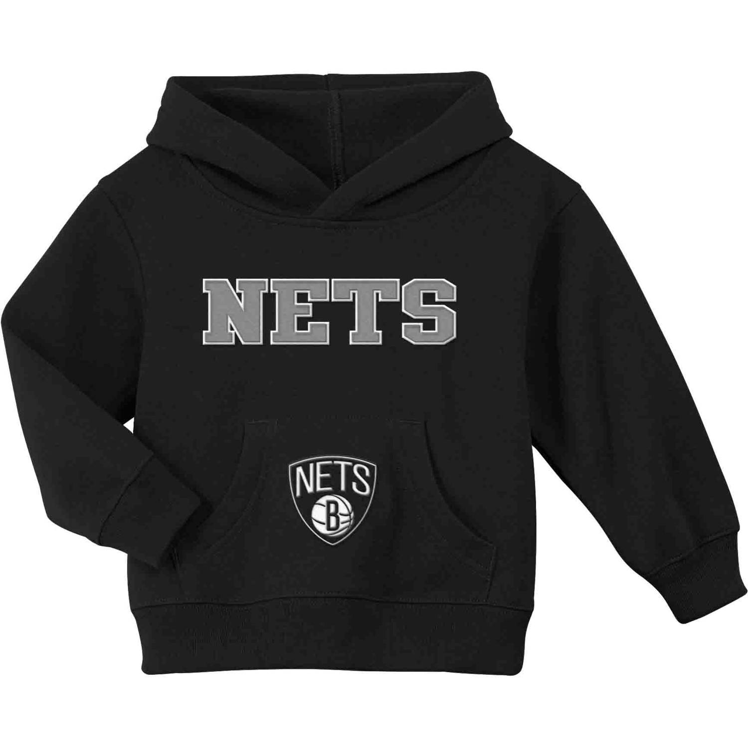 NBA Brooklyn Nets Team Fleece Hoodie