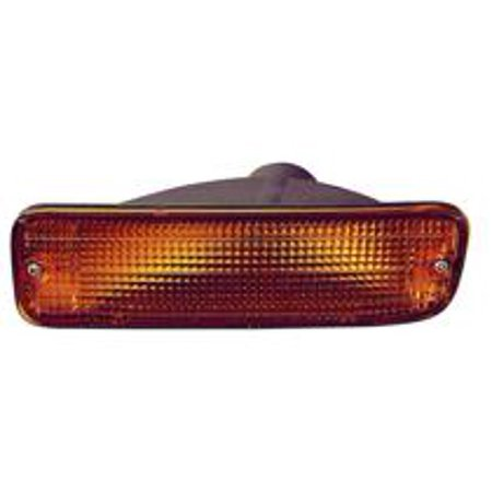 Go-Parts OE Replacement for 1998 - 2000 Toyota Tacoma Front Signal Light (2WD + without Prerunner) - Right (Passenger) 81510-35110 TO2531122 Replacement For Toyota