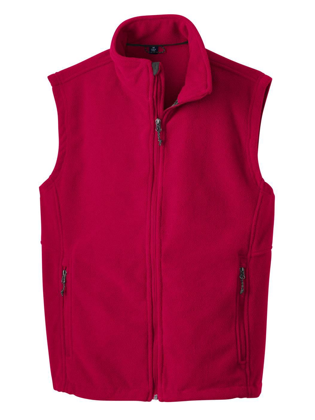 Gravity Threads Soft and Warm Fleece Vest
