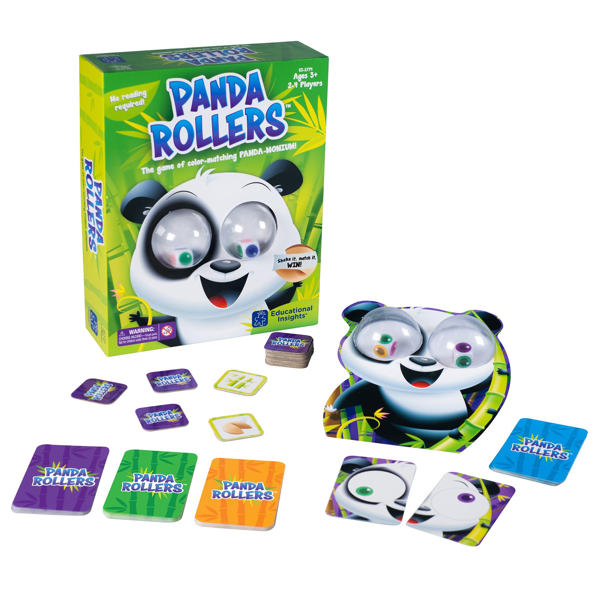 Educational Insights Panda Rollers