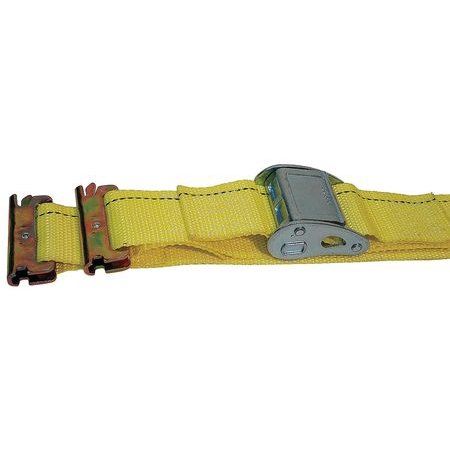 5Jdu7 Logistic Cam Buckle Strap  16Ftx2in  Pk7