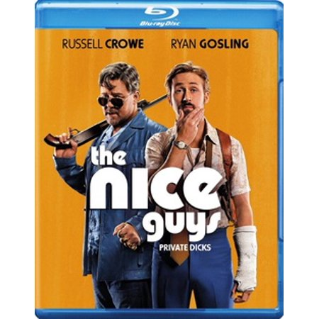 The Nice Guys (Blu-ray) (Most Popular Ray Bans For Guys)