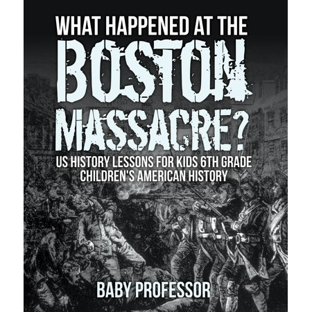 What Happened at the Boston Massacre? US History Lessons for Kids 6th Grade | Children's American History - (Describe The Events Of The Boston Massacre)