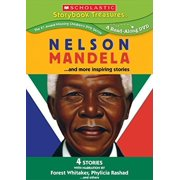 Scholastic Storybook Treasures: Nelson Mandela...And More Inspiring Stories by Gaiam Americas