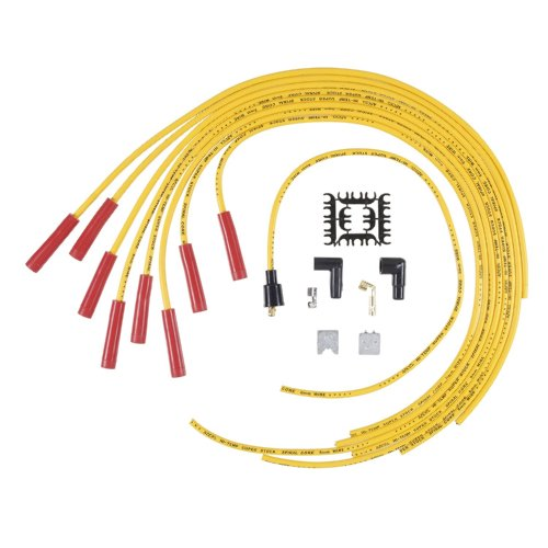 Accel 5040Y 8mm Super Stock Spiral Universal Wire Set - Y...