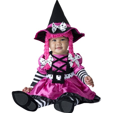 Infant Wee Witch Costume by Incharacter Costumes LLC - Witch Booties