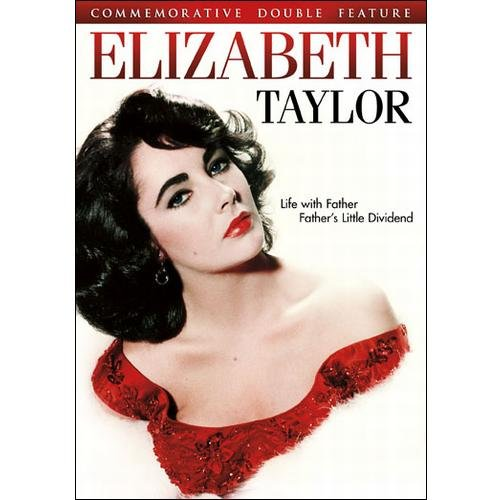 Elizabeth Taylor Double Feature: Father's Little Dividend / Life With Father