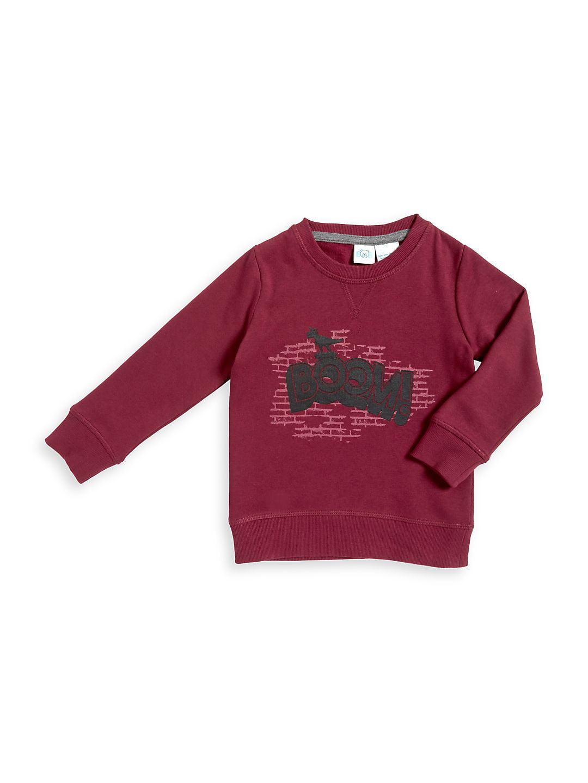 Little Boy's Graphic Sweatshirt