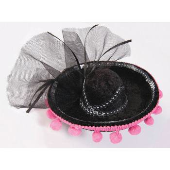 DAY OF THE DEAD-MINI SOMBRERO