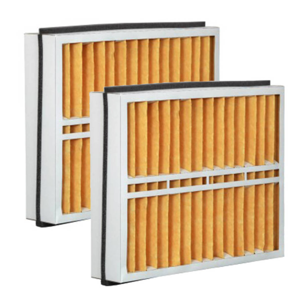 Tier1 Replacement for Trane 21x26x5 Merv 11 AC Furnace Air Filter 2 Pack