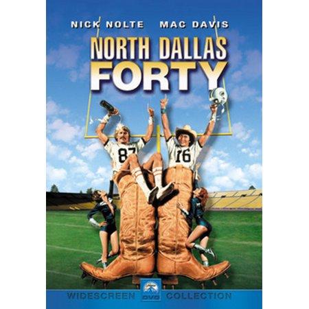 North Dallas Forty (DVD) (North Center Mall Dallas)
