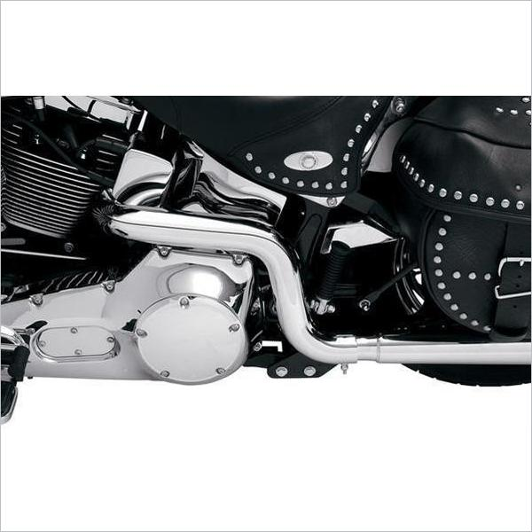 Bassani Manufacturing Power Curve True-Dual Header Pipes ...