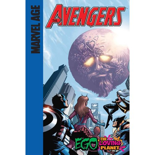 The Avengers: Ego: The Loving Planet