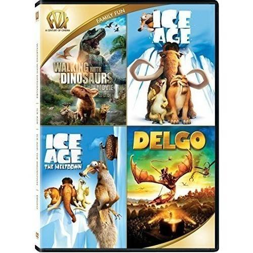 Walking with Dinosaurs / Ice Age / Ice Age: The Me FOXD2321674D