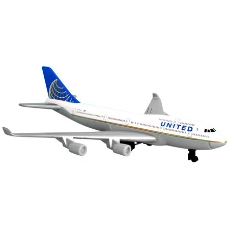 United 747 Single Plane, Officially licensed by the airline By Daron ()