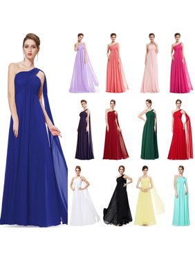 Product Image Ever-Pretty Womens Elegant One Shoulder Long Maxi Evening  Party Bridesmaid Dresses for Women 9816 674bde3fdb88