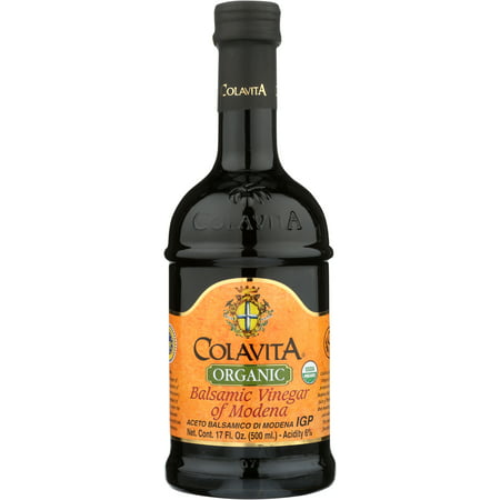 Colavita Organic Balsamic Vinegar Of Modena Igp, 17 Fl Oz