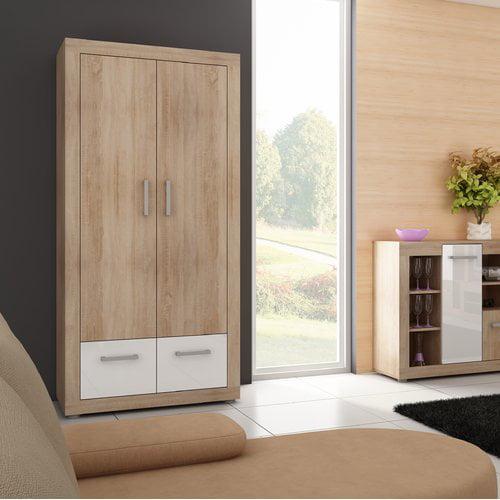 Ebern Designs Suffield Wardrobe Armorie