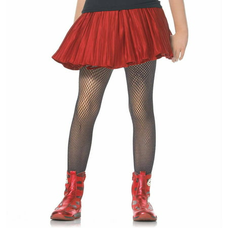 Leg Avenue Girls Fishnet Pantyhose Adult Halloween - Last Minute Halloween Ideas For Girls