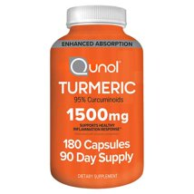 Vitamins & Supplements: Qunol Turmeric
