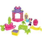 Fisher Price Minnie Mouse Basic Cupcake Bow Tique Play Set