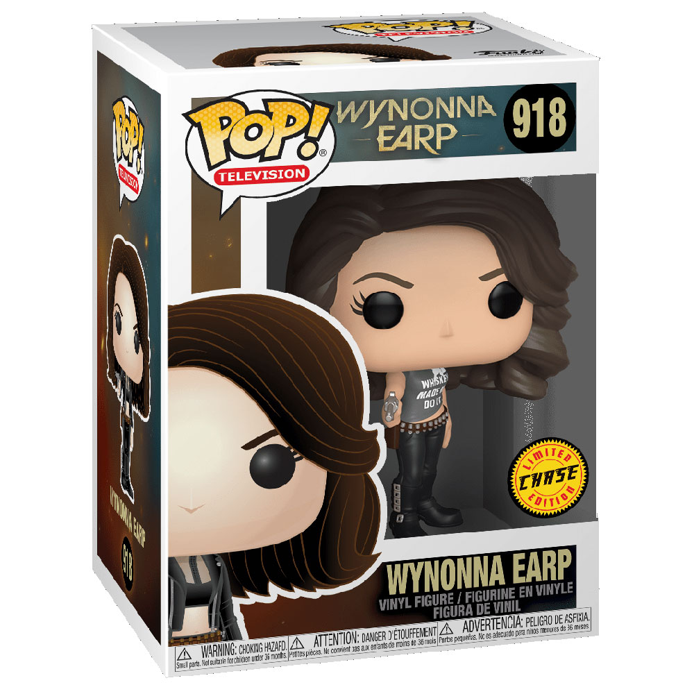 Vinyl Figure #918 Wynonna earp-Wynonna earp FUNKO POP