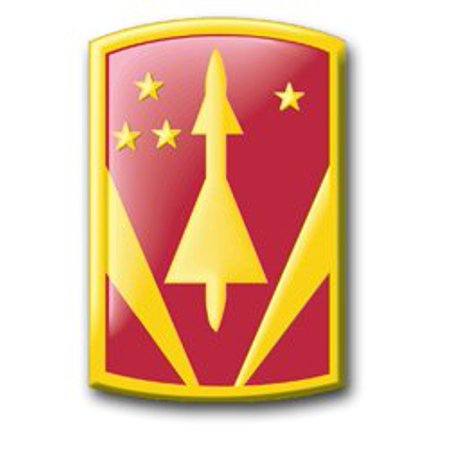 United States Army 31st Air Defense Artillery Brigade Patch Decal Sticker 3.8