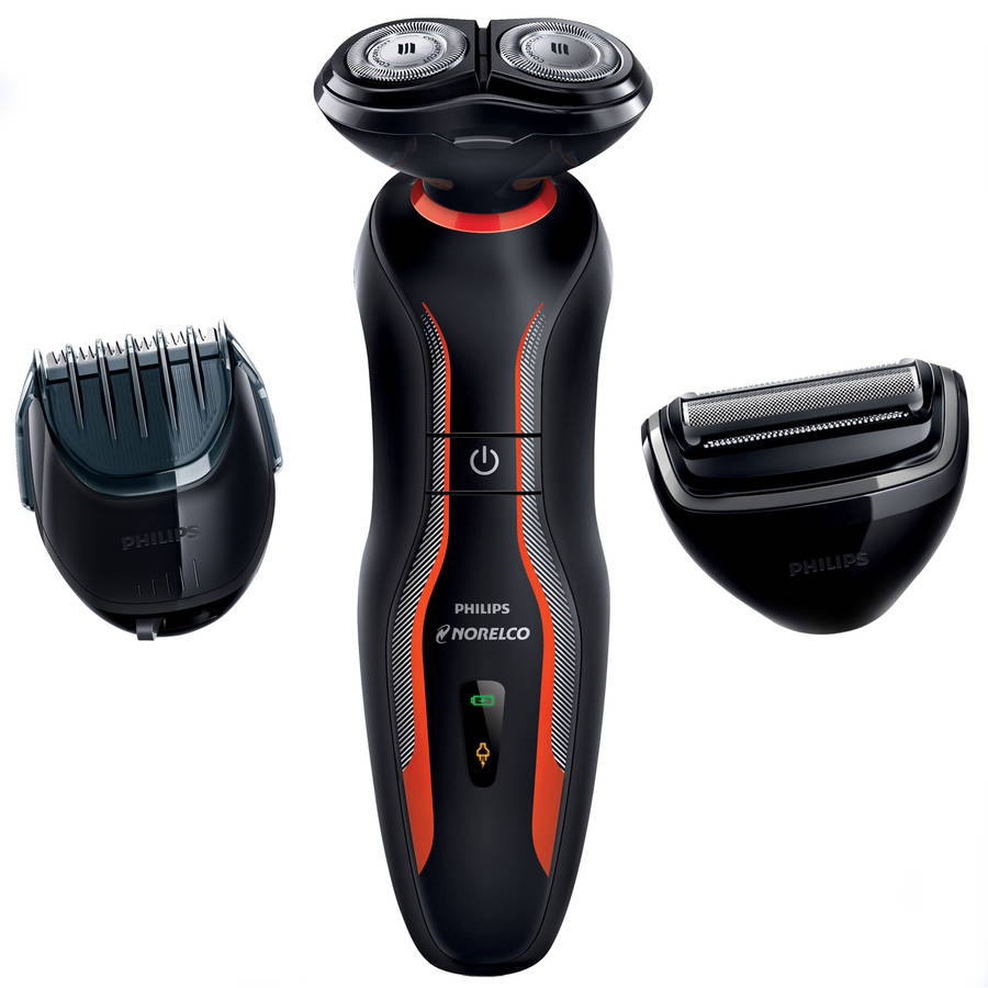 Philips Norelco Click & Style Electric Razor, Trimmer, and Body groomer (Model # YS524/41)