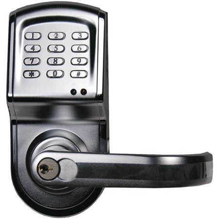 Electronic Access Control Cylindrical Lockset-Right-Hand (Access Control Lockset)