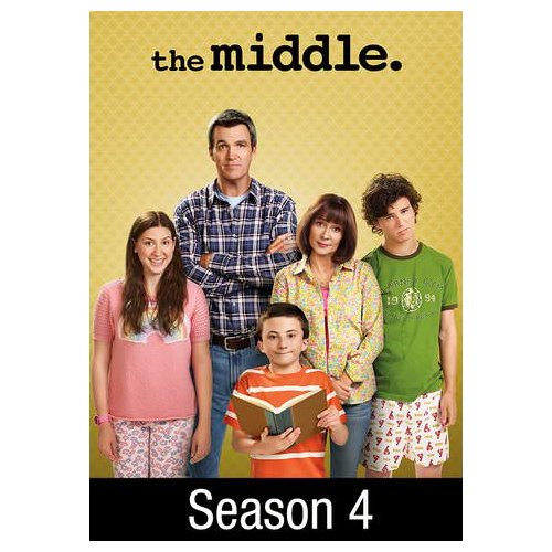 The Middle: Season 4 (2012)