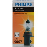 Philips Standard Headlight 9007, Px29T, Clear, Always Change In Pairs!