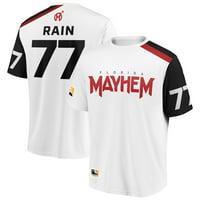 RaiN Florida Mayhem Overwatch League Away Team Jersey - White