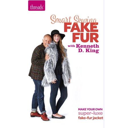 Make Your Own Knight Costume (Smart Sewing: Fake Fur with Kenneth D. King: Make Your Own Super-Luxe Fake-Fur Jacket)