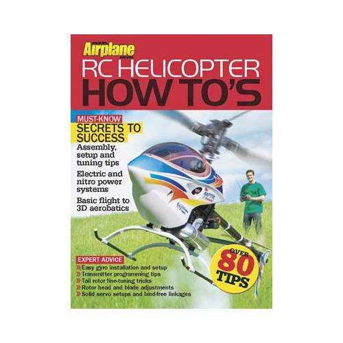 2039 RC Helicopter How To's Multi-Colored