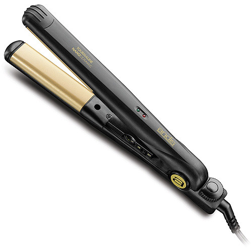 "Andis Curved Edge Professional Heat 1"" Flat Iron"