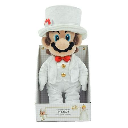 Super Mario Odyssey Plush - Mario Groom