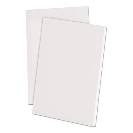 Ampad Scratch Pad Notebook, Unruled, 4 x 6, White, 100 Sheets, Dozen -TOP21731