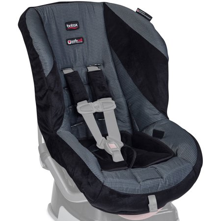 britax car seat cover set roundabout convertible onyx. Black Bedroom Furniture Sets. Home Design Ideas