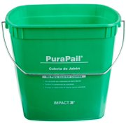 Impact Products 6-qt Utility Cleaning Bucket 6 Quart Green (550614c) by Impact Products